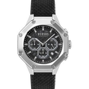 Versace Versus Stainless Steel 45mm Watch!